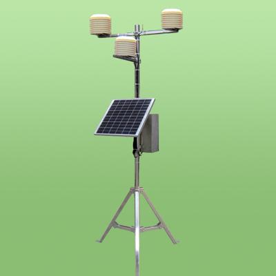 JL-03-Q8 六路空气温湿监测站